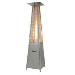 Colorato CLFH-10SS Gas Flame Heater