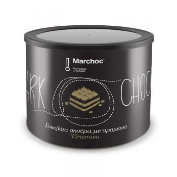 Marchoc Σκούρα Σοκολάτα Με Tiramisu