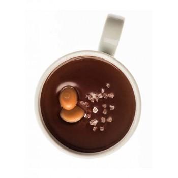 Marchoc Σοκολάτα Γάλακτος Καραμέλα Με Θαλασσινό Αλάτι