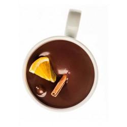 Marchoc Milk Chocolate With Orange & Cinnamon