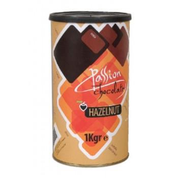 Σοκολάτα Φουντούκι Passion 1Kg