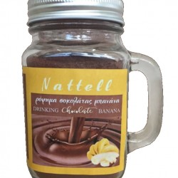 Chocolate drink with flavors