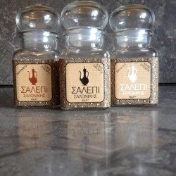 Salepi salonikis Caramel No Sugar 80gr