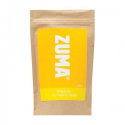 Zuma Organic Turmeric Chai 100g