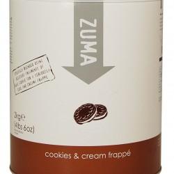 Zuma Cookies & Cream Frappe 2kg