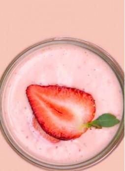 Milkshake Stories Real Strawberry Σακούλα 600γρ