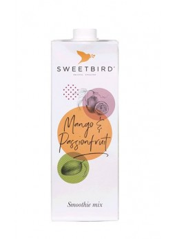 Sweetbird Mango & Passion Fruit Smoothie
