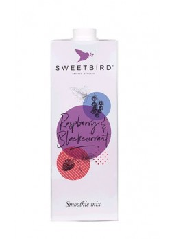 Sweetbird Raspberry & Blackcurrant Smoothie