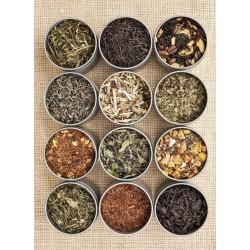 Mlesna Red Tea Rooibos Rum - Almond