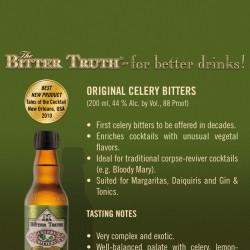 Bitter Truth Celery Bitters