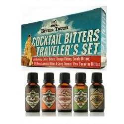 Bitter Truth Cocktail Bitters Traveler's Set