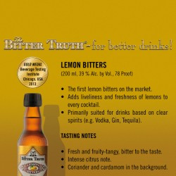 Bitter Truth Lemon Bitters