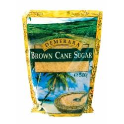 Demerara Brown Cane Sugar 500gr