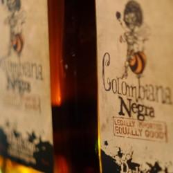 Colombiana Negra Rum