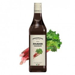 ODK Rhubarb Syrup