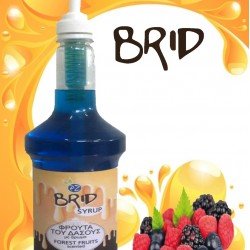 Proza Brid Forest Fruits Syrup