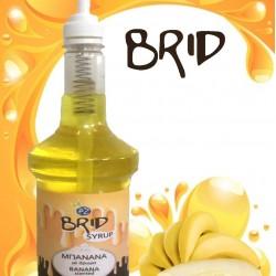 Proza Brid Banana Syrup