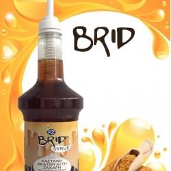 Proza Brid Syrup Brown Cane Raw Sugar