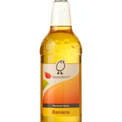 Sweetbird Banana Syrup