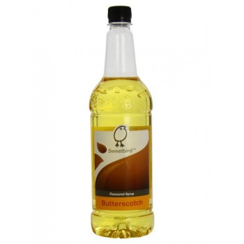 ΣΗΛ Sweetbird Σιρόπι Butterscotch