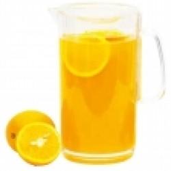 PG acrylic jug with pagostati 2,8lt