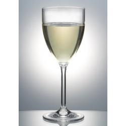 Glass Polycarbonate Wine 250ml