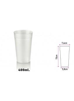 Ποτήρι Polycarbonate Αμμοβολής 400ml