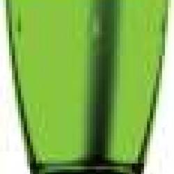 "Glass Polycarbonate  ""Green"" Transparent"