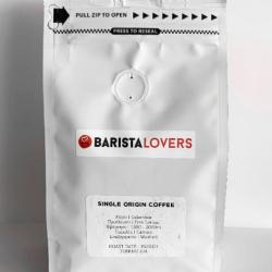 Barista Lovers Coffee Beans Espresso Colombia Tres Lomas 250g