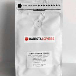Barista Lovers Coffee Beans Espresso Costa Rica Jaguar Yellow Honey Tarrazu-San Jose 250g