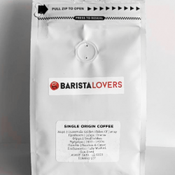 Barista Lovers Coffee Beans Espresso Guatemala Golden Flakes Of Jumay Jalapa-Oriente 250g