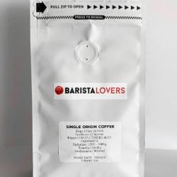 Barista Lovers Coffee Beans Espresso Peru Geisha Chirinos 120g