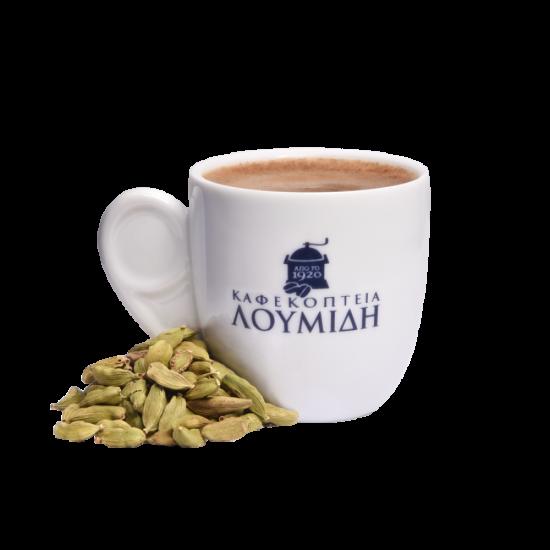 ΣΗΛ Λουμίδης Ελληνικός Καφές Με Άρωμα Κάρδαμο