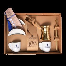 Loumidis Greek Coffee Kit - Big