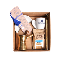 Loumidis Greek Coffee Kit - Small