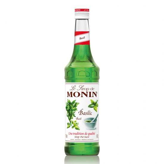 Monin Basil Syrup 700ml