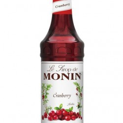 Monin Crandberry/Airelles Syrup 700ml
