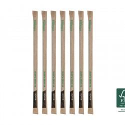 Tessera Bio Products Straight Paper Straws 500 pcs
